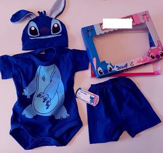 Conjunt Bebe Disfraz 3 Prendas Personaje Disney Regal Unisex