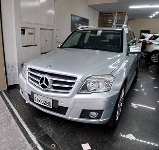 Mercedes Bens Glk 280/ 2009 Carro De Familia