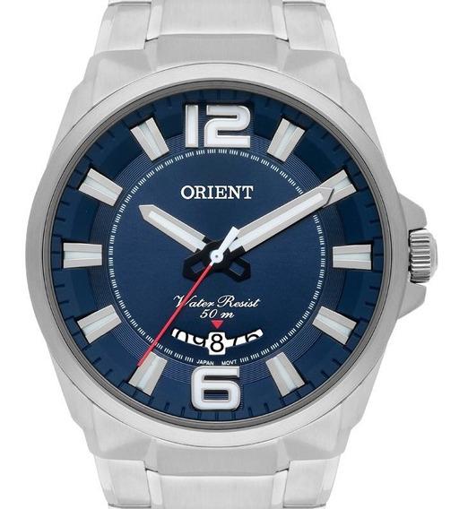 Relógio Orient Masculino Mbss1334 D2sx C/ Garantia E Nf