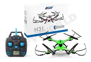 Drone Antiagua H31 Rc Anti Golpes Quadricoptero Auto Retorno