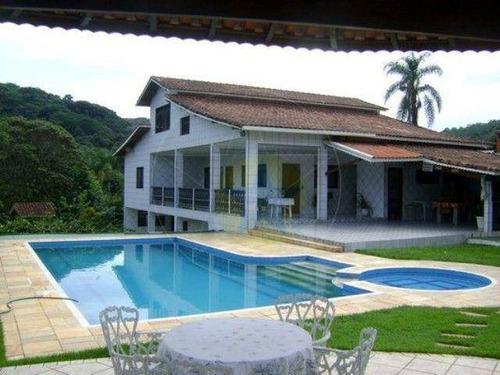 Chácara À Venda, 2530 M² Por R$ 1.200.000,00 - Mato Dentro - Mairiporã/sp - Ch0573