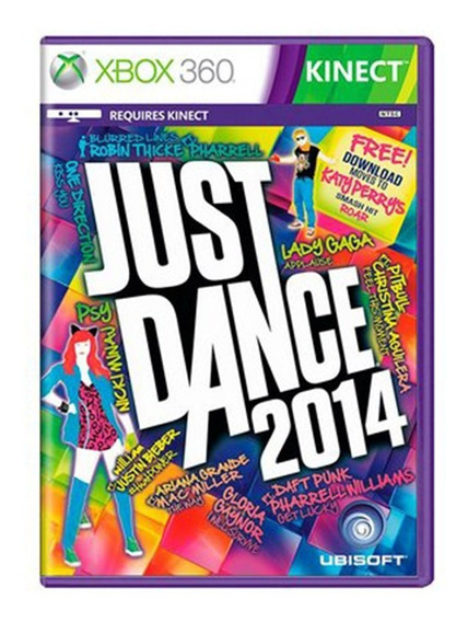 Just Dance 2014 - Xbox 360 - Usado - Original