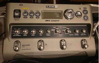 Line 6 Jm4 Looper Semi Nuevo