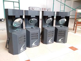 Iluminacio Para Dj- Container