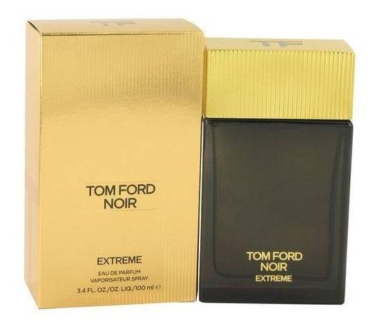 Tom Ford Noir Extreme 100ml - Lacrado E Original