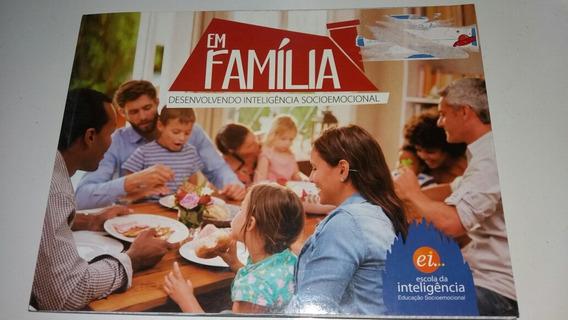 Em Família Desenvolvendo Inteligência Socioemocional - B7