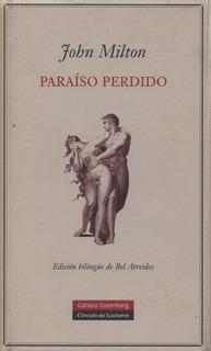 Paraíso Perdido John Milton Galaxia Gutenberg