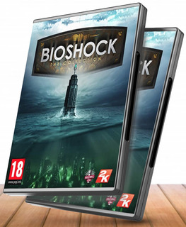 Random Steam Key + Bioshock 1 + Bioshock 2 Remasterizado Pc