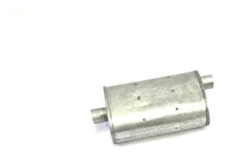Silenciador Exosto Mofle Universal Galvanizado