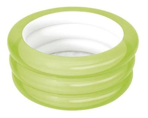 Piscina Banheira Inflável 80 Litros Mor Verde