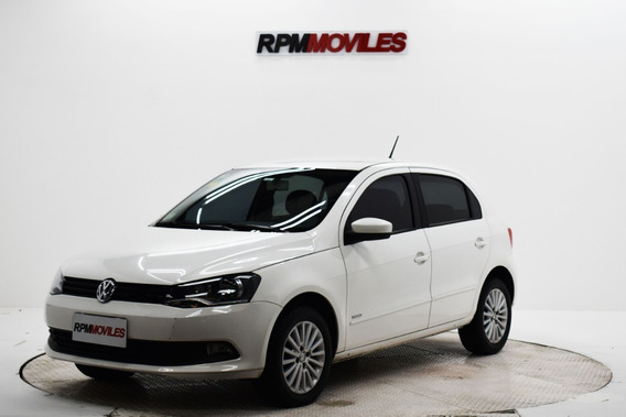 Volkswagen Gol Trend Highline 5p 2016 Rpm Moviles