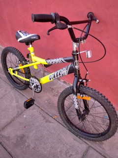 Bicicleta Bmx Stark 6064 Rodado 16