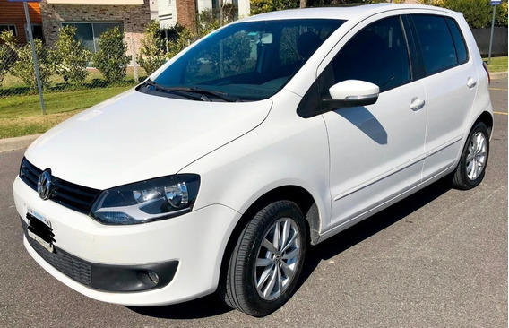Volkswagen Fox 1.6 Highline Imotion 101hp Caja Automática