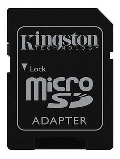 Adaptador Memorias Micro Sd Hasta 64gb! Microsd !