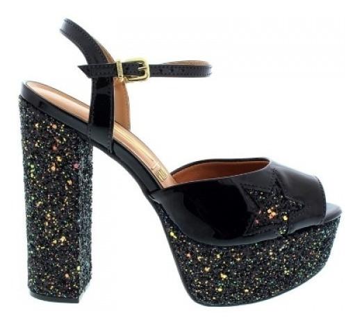 Zapato Vizzano Con Glitter