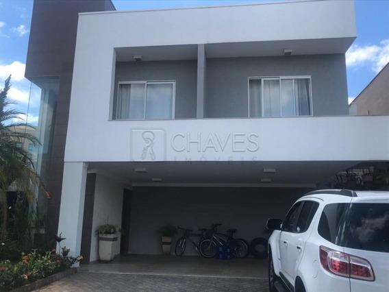 Casa Residencial Em Ribeirão Preto - Sp - Ca0003_chaves