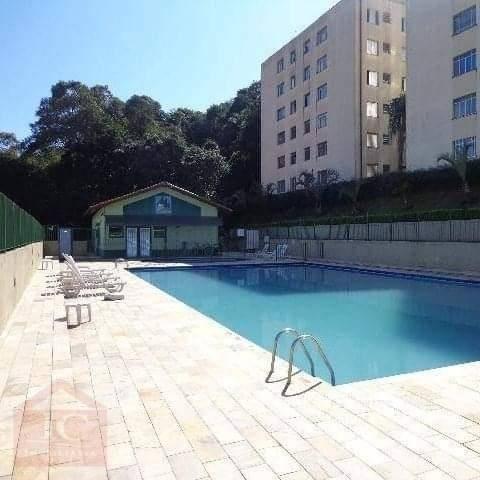 Apartamento Com 2 Dormitórios À Venda, 55 M² Por R$ 160.000,00 - Lajeado - Cotia/sp - Ap0502