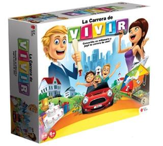 La Carrera Del Vivir (juego De La Vida) Top Toys Original
