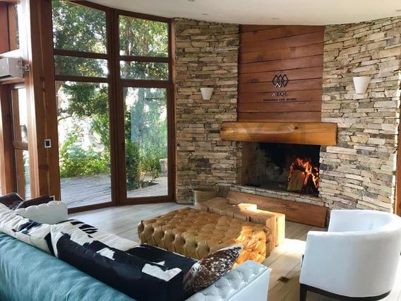 Casa 226m2 En B.náutico, Costa De Lago N. Huapi Villa La Angostura Uf Pa 1b