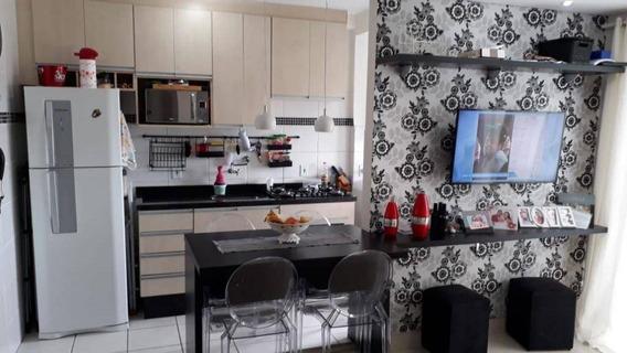 Apartamento 2 Dorms, Acqua Park Guarulhos, Com Lazer Completo. - Ap0924
