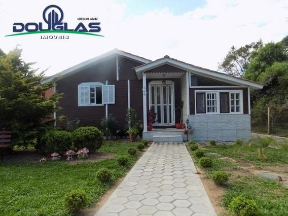 Linda Casa Condomínio Fechado Rancho Alegre - 1247