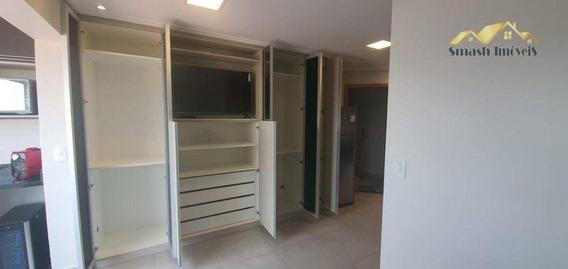 Loft Com 1 Dormitório Para Alugar, 32 M² Por R$ 2.100,00/mês - Centro - Guarulhos/sp - Lf0002