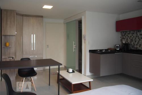 Apartamento À Venda - Consolação, 1 Quarto,  28 - S892904833