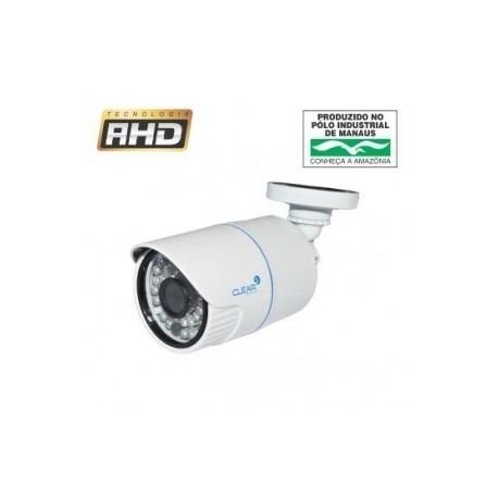 Kit Com 13pçs Camera De Segurança Hd Clear Cftv