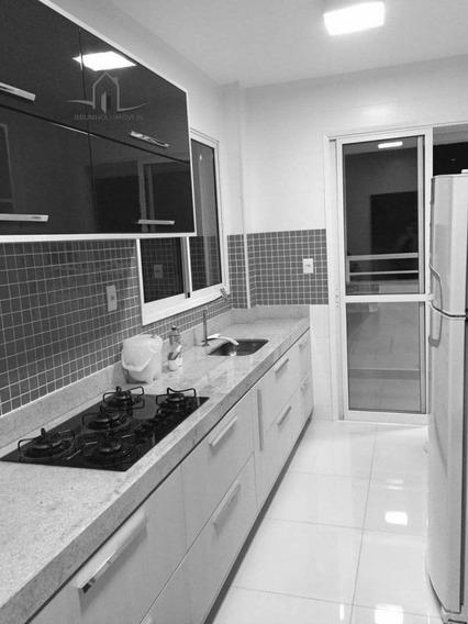 Apartamento A Venda No Bairro Santa Mônica Em Uberlândia - - 3444-1