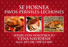Perniles, Pavos, Lechones, Cenas Y Mas
