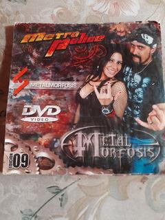 Dvd. Metal Morfosis. Bandas Nacionales De Metal Nacional....