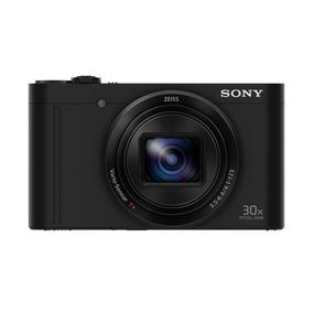 Cámara Sony Compacta Wx500 Con Zoom Óptico De 30x (negro)