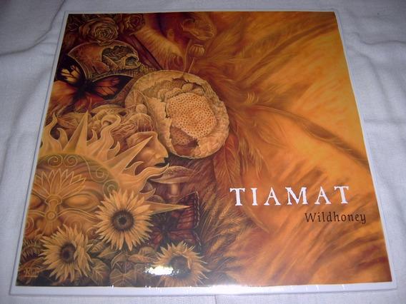 Lp Tiamat - Wildhoney Import 2014 Ger Death Doom Metal