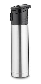 Garrafa Termica De Aço Inox 1 Litro Com Alça