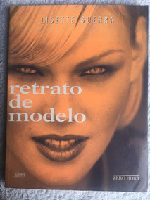 Livro Retrato De Modelo