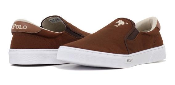 Sapatenis Polo Tamanho Especiais 45 46 47 48 Sapato Grande