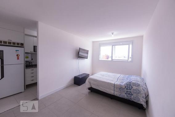 Apartamento Para Aluguel - Mooca, 1 Quarto, 31 - 893012117