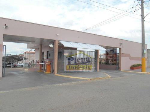 Imagem 1 de 16 de Apartamento À Venda Com 3 Dormitórios E 64 M² - Parque João De Vasconcelos - Sumaré/sp - Ap0945
