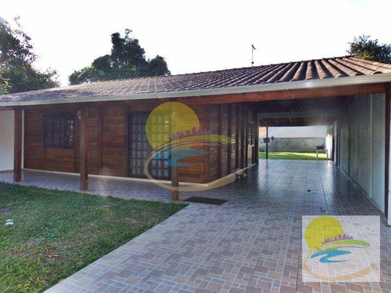 Casa Com 2 Quartos À Venda, 115 M² Por R$ 270.000 Praia Das