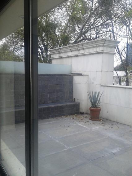 Polanco Ph Dumas Junto Parque Terraza Y Roof Garden Propio
