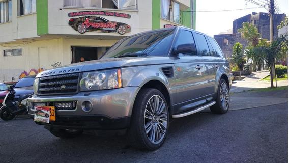 Land Rover Range Rover Range Rover 2008