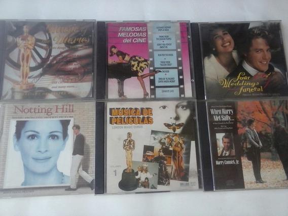 Lote Cd Musica De Peliculas