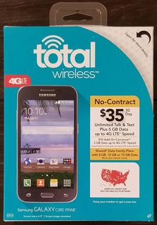 Samsung Galaxy Core Primer Teléfono Total Inalámbrico Pre-pa