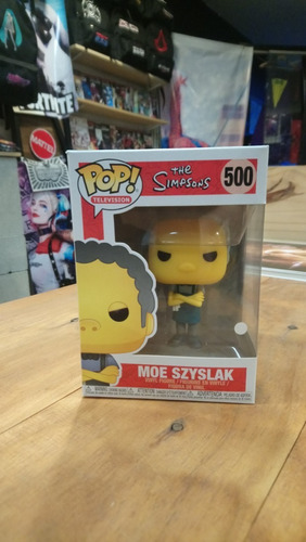 Funko Pop The Simpsons Moe Szyslak - Original
