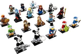 Lego The Disney Série 2 Coleção Completa 71024 Bricktoys