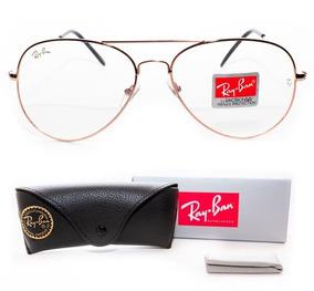 32c114b803 Gafas Con Vidrio Transparente - Gafas Ray-Ban en Mercado Libre Colombia