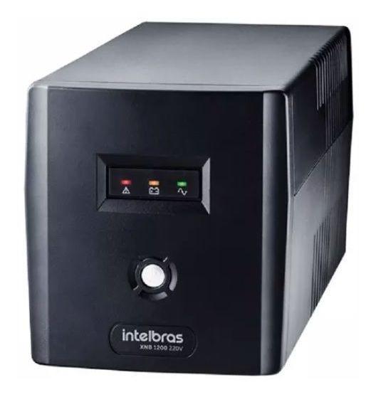 Nobreak Cftv Intelbras Xnb 1200 Va 220v