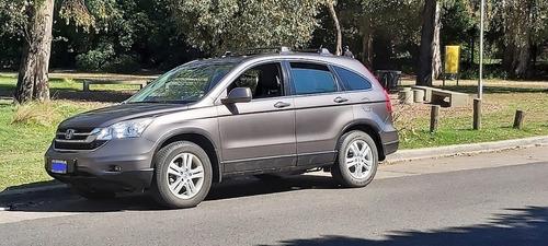 Honda Crv 2.4 Ex L At 4wd