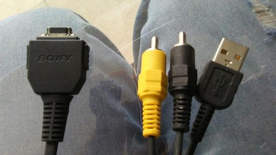 Cable De Camara Sony. Qp