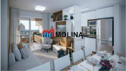 Apartamento 2 Dormitórios 1 Vaga Lançamento - 1209
